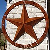Huge 5 ft. diameter 3d star Personalized