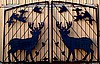 Double Gate Deer, Duck, Quail 8ft tall x 12ft wide