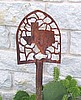 Shovel rustic folk metal art Texas
