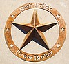 Texas 3d star Personalized