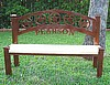 Star Bench with Customer name