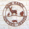 Hunters Heaven Ranch sign